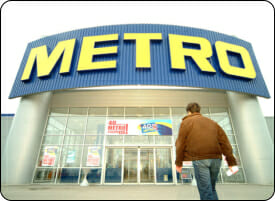 Metro Cash and Carry - Russia