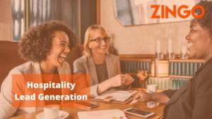 Zingo - Hospitality Lead Generation